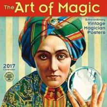 The Art of Magic 2017 Calendar