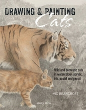 Bearcroft, Vic Drawing & Painting Cats