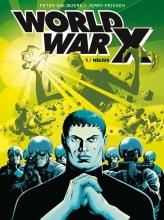 Frissen, Jerry World War X 1
