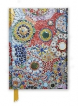 Gaudi Mosaic Foiled Journal