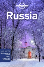 , Lonely Planet Russia
