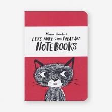 Let`s Make Some Great Art Notebooks