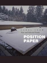 Snow, Carol Position Paper