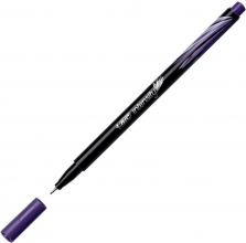 , Bic fineliner intensity paars
