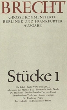 Brecht, Bertolt Stücke 1