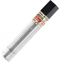, Potloodstift Pentel 0.5mm zwart per koker HB