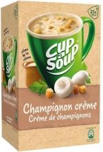 , Cup-a-soup champignon cremesoep 21 zakjes