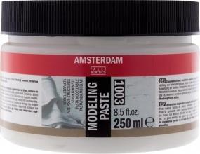 , Talens amsterdam modeling paste 1003 pot 250 ml