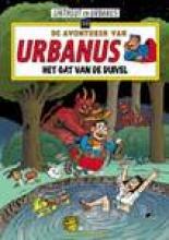Willy  Linthout De avonturen van Urbanus Het gat van de duivel 113