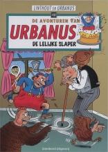 Urbanus De avonturen van urbanus 132 De lelijke slaper