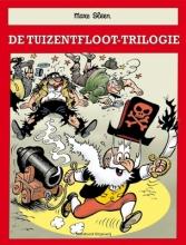 Marc  Sleen De avonturen van Nero De Tuizenfloot-trilogie