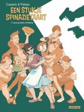 Javier,Sanchez Casado/ Pelaez,,Philippe Lekker Stukje Spinazietaart 01