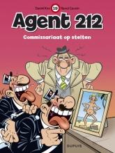 Daniël,Kox/ Cauvin,,Raoul Agent 212 19