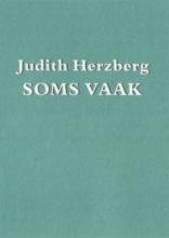 Judith  Herzberg Soms vaak