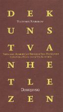 V.  Nabokov De kunst van het lezen Dostojevski