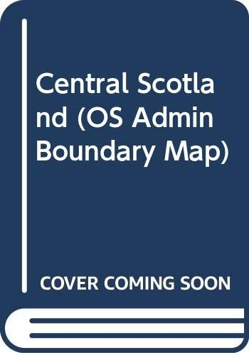 Ordnance Survey,Central Scotland