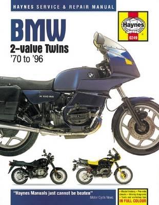 Haynes Publishing,BMW 2-Valve Twins