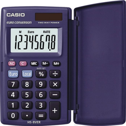 ,Rekenmachine Casio HS-8VER
