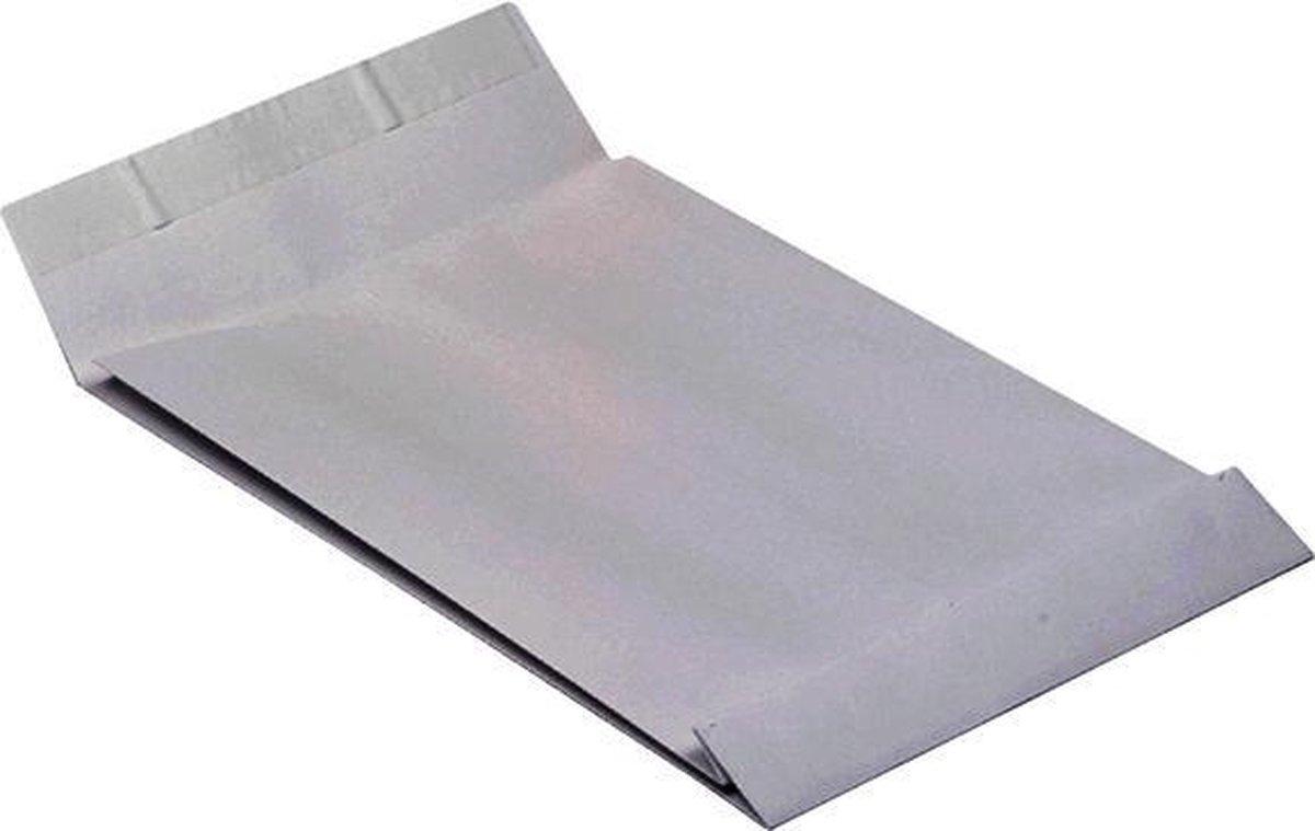 ,Envelop Quantore monsterzak 229x324x38mm zelfkl. wit 10stuks