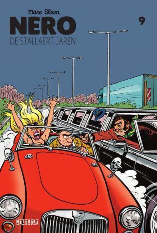 Marc Sleen, Dirk Stallaert,Matsuoka Nero-Integraal De Stallaert Jaren 9