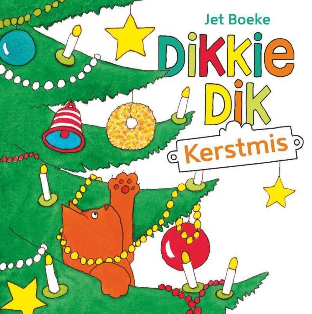 Jet  Boeke,Dikkie Dik Kerstmis