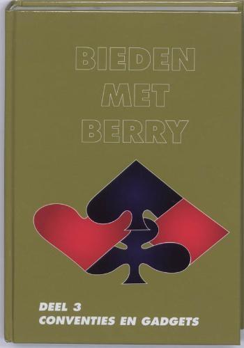 B. Westra,Bieden met Berry 3 Conventies en gadgets