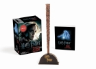 Harry Potter Hermione's Wand with Sticker Kit, Lights Up!