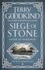 <b>Goodkind Terry</b>,Siege of Stone