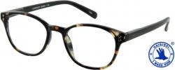 G59825 , Leesbril Cambridge G59800 Bruin/Zwart 2.50