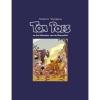 Marten  Toonder, Tom Poes avonturen Tom Poes en het monster van de Hopvallei (luxe linnen editie met genummerde en gesigneerde prent)