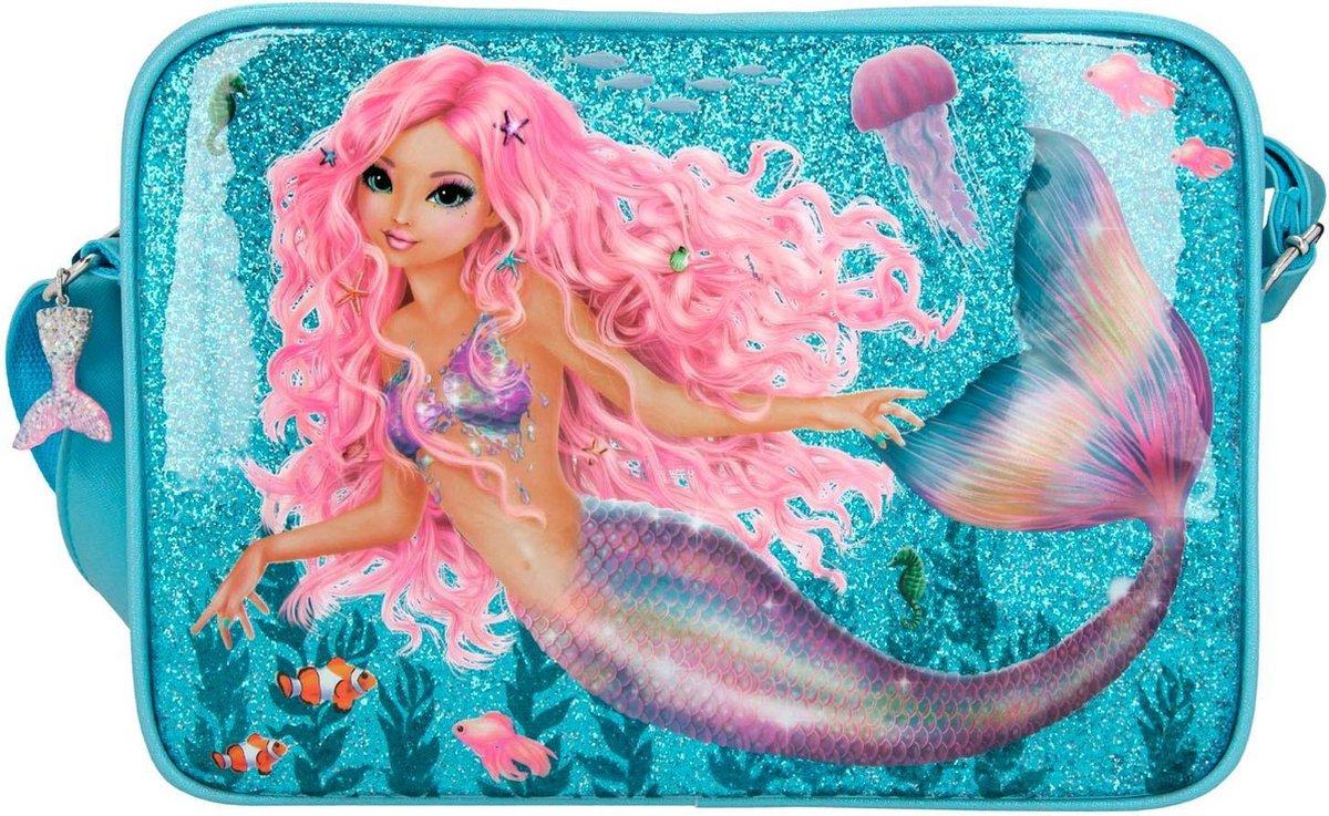 ,Fantasy model schoudertas mermaid