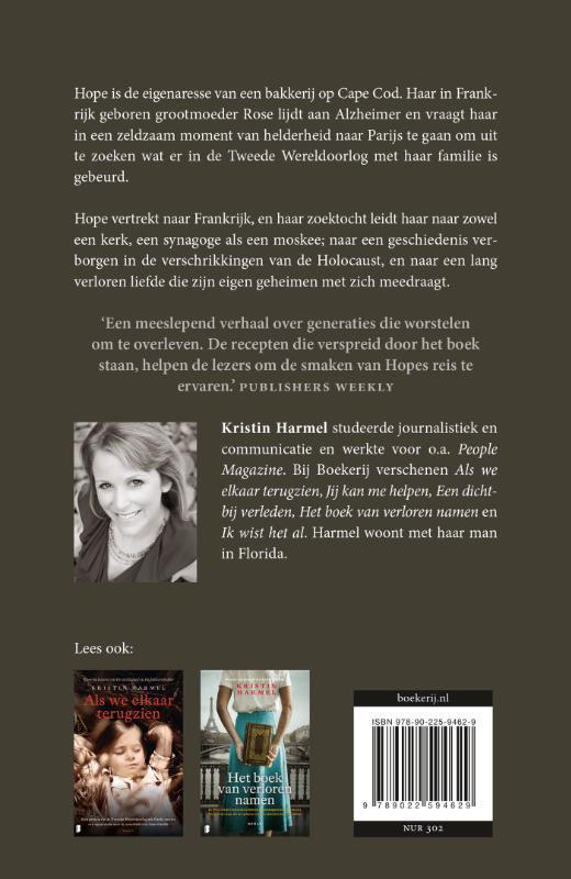 Kristin Harmel,Zolang er sterren aan de hemel staan
