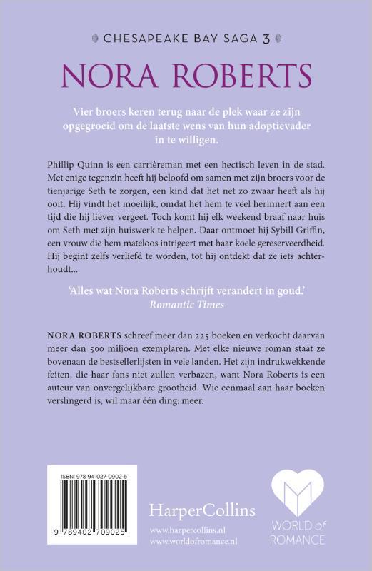 Nora Roberts,De roep van de haven