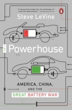Levine, Steve The Powerhouse