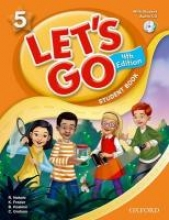 Let`s Go 5: Student Book with Audio CD Pack