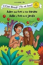Zondervan Adam and Eve in the Garden Adan y Eva En El Jardin