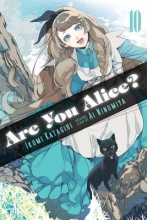 Katagiri, Ikumi,   Ninomiya, Ai Are You Alice? 10
