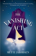 Jakobsen, Mette The Vanishing Act - A Novel