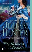 Hunter, Jillian The Mistress Memoirs