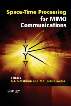 Gershman, Alex Space-Time Processing for MIMO Communications