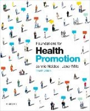 Naidoo, Jennie Foundations for Health Promotion