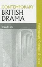 Lane, David Contemporary British Drama