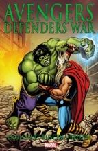 Englehart, Steve Avengers/Defenders War
