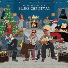 , Putumayo presents - Blues Christmas (cd)