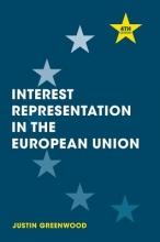 Justin Greenwood Interest Representation in the European Union