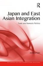 Jemma Kim Japan and East Asian Integration