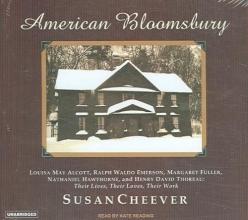 Cheever, Susan American Bloomsbury