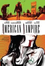 Snyder, Scott American Vampire 7