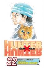 Togashi, Yoshihiro Hunter X Hunter 32