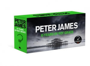 James, Peter Roy Grace Box Set: Books 1-10